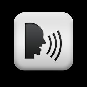 Pronunciation Icon #408726.