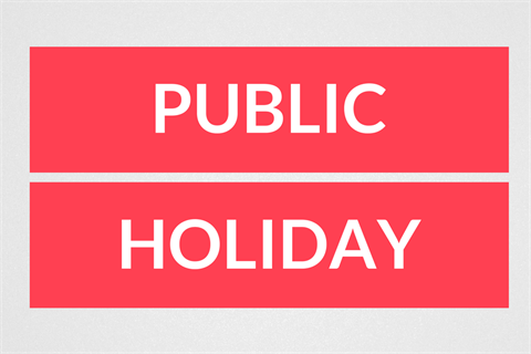Png Public Holidays Vector, Clipart, PSD.