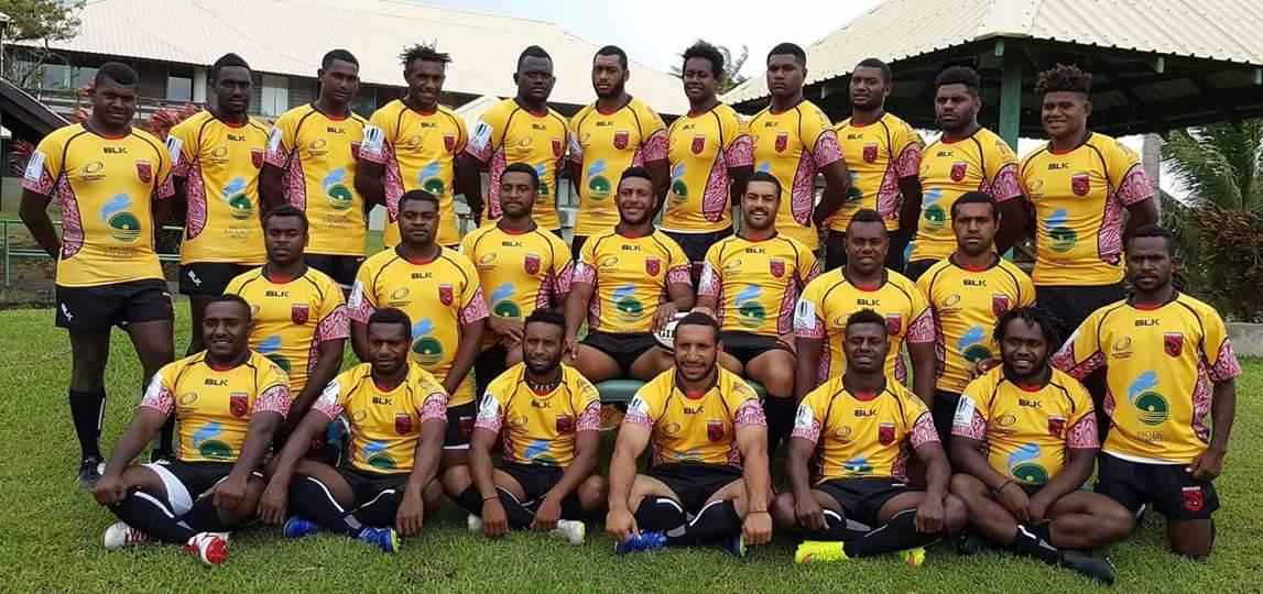 Jnr PNG Pukpuks Rugby Union Team.