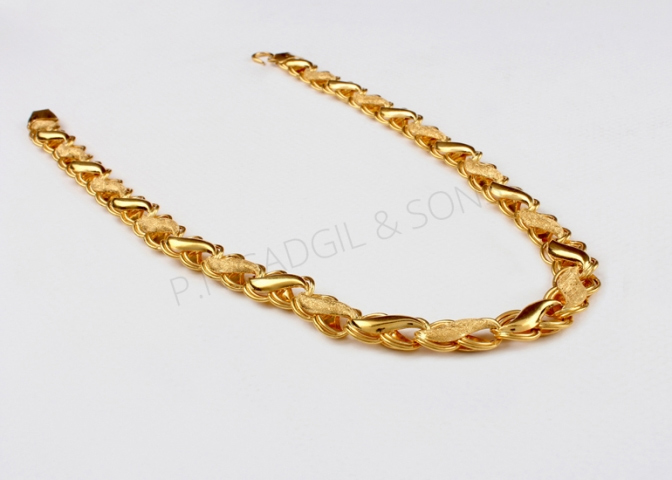 Gold chain designs for men and women buy online.