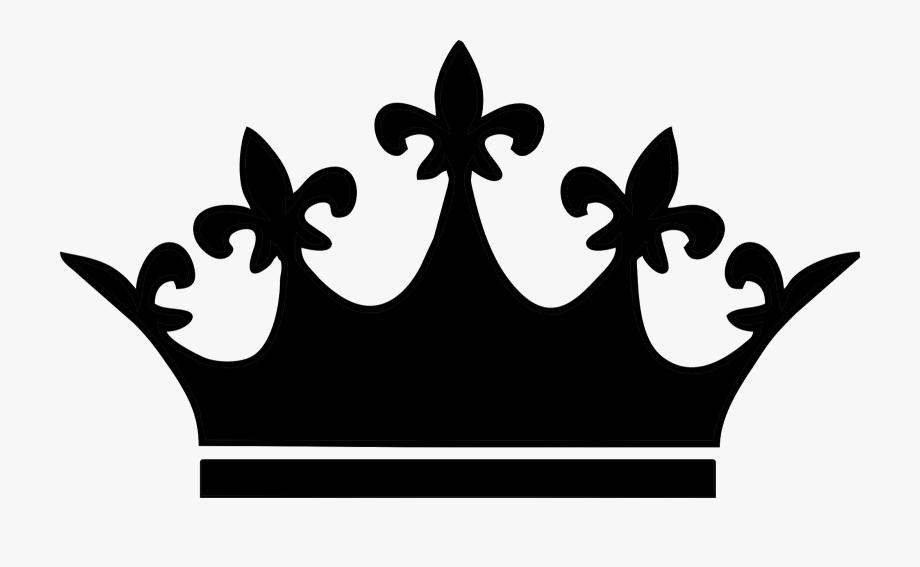 Crown Clipart Silhouette.