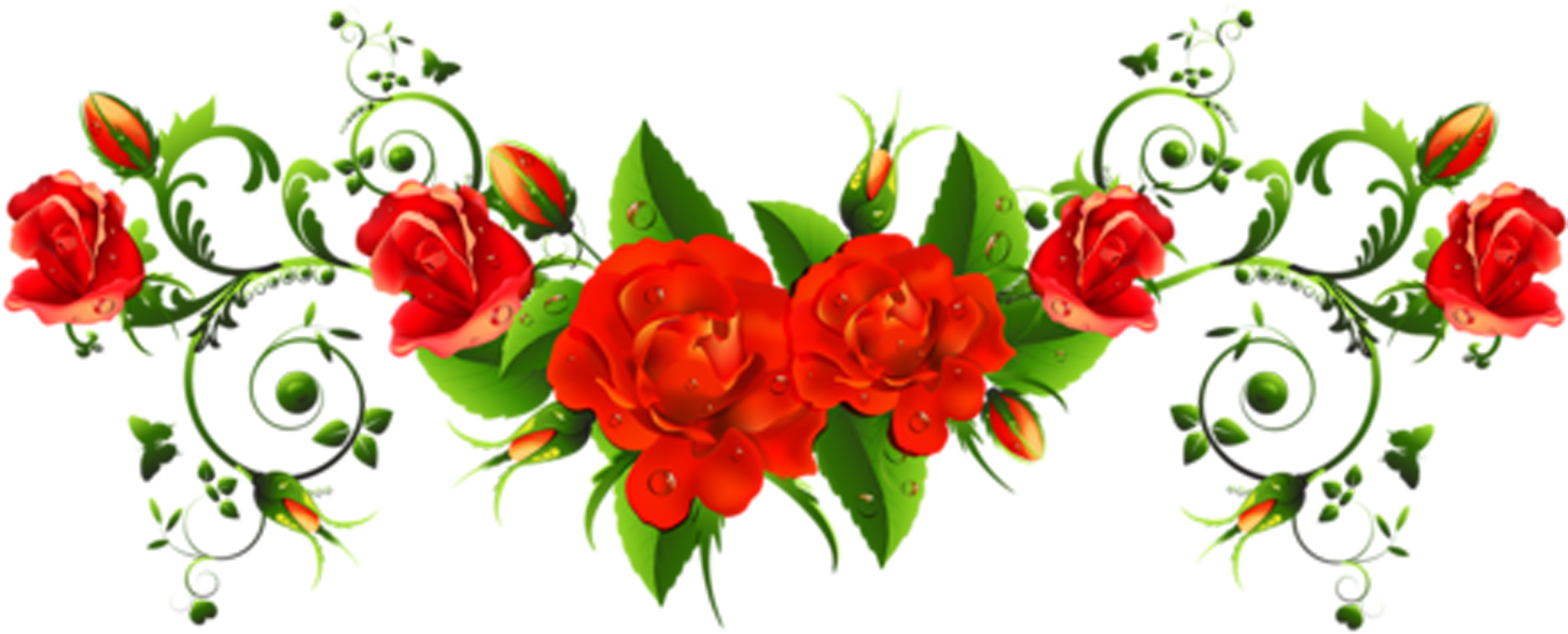 HD Flores Photoshop Png.