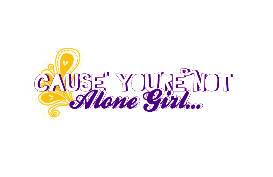 Download Alone Quotes PNG HD.