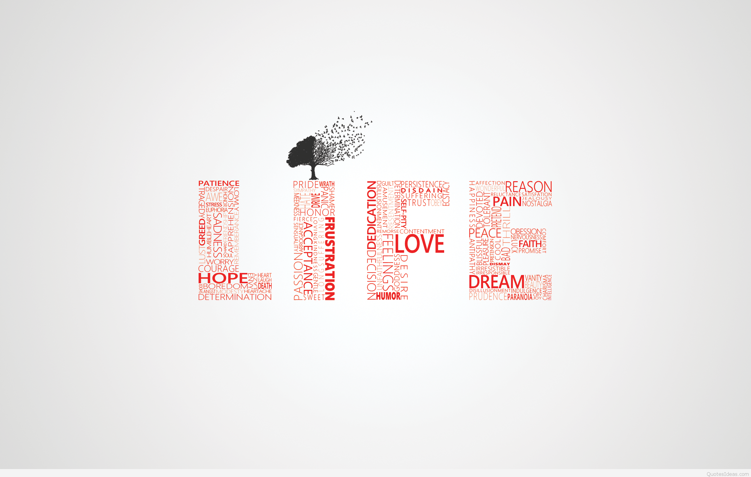 HD Exclusive Life Quotes Png.