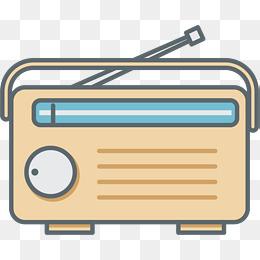 Cartoon Radio, FM, Radio, FM Radio PNG A #18218.