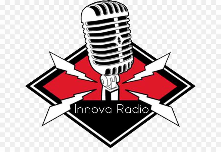 Microphone PNG Radio Station Clipart download.