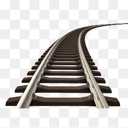 Railroad Rail Track, Railway, Rail, Trac #65982.