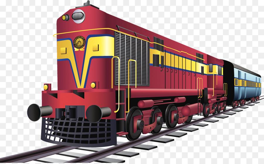 Rail Transport Train Indian Railways Rai #85604.