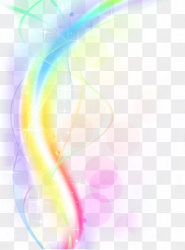 Rainbow Light PNG Images.