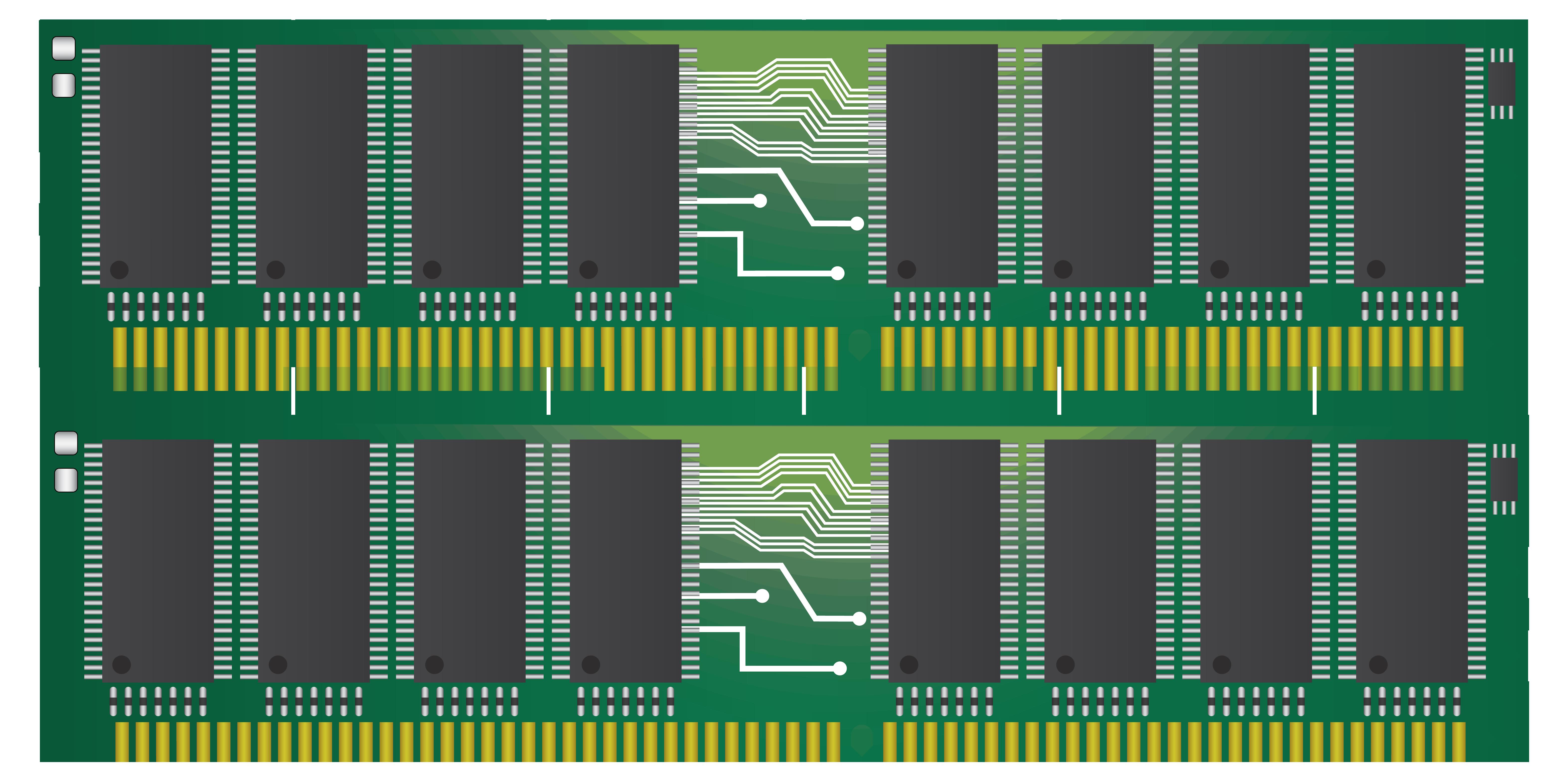 RAM Computer Modules PNG Clipart.