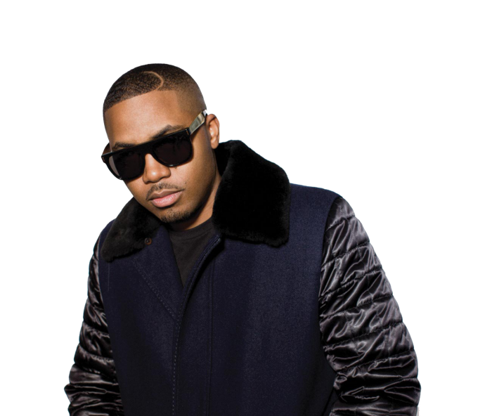 Hair Nas Hairstyle Barber Rapper Png File Hd Vector, Clipart.