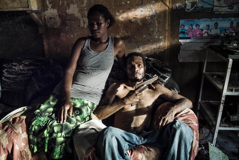 Vlad Sokhin documents violence against women in Papua New Guinea.