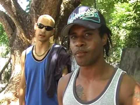 Raskol Rap The South Tribe Story Promo PNG.