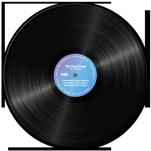 Gentes Donorte: Vinyl Records Png Vinyl record by imageac.