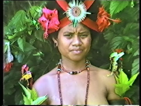 Trobriand Islands (Islands of Love) PNG 1984.