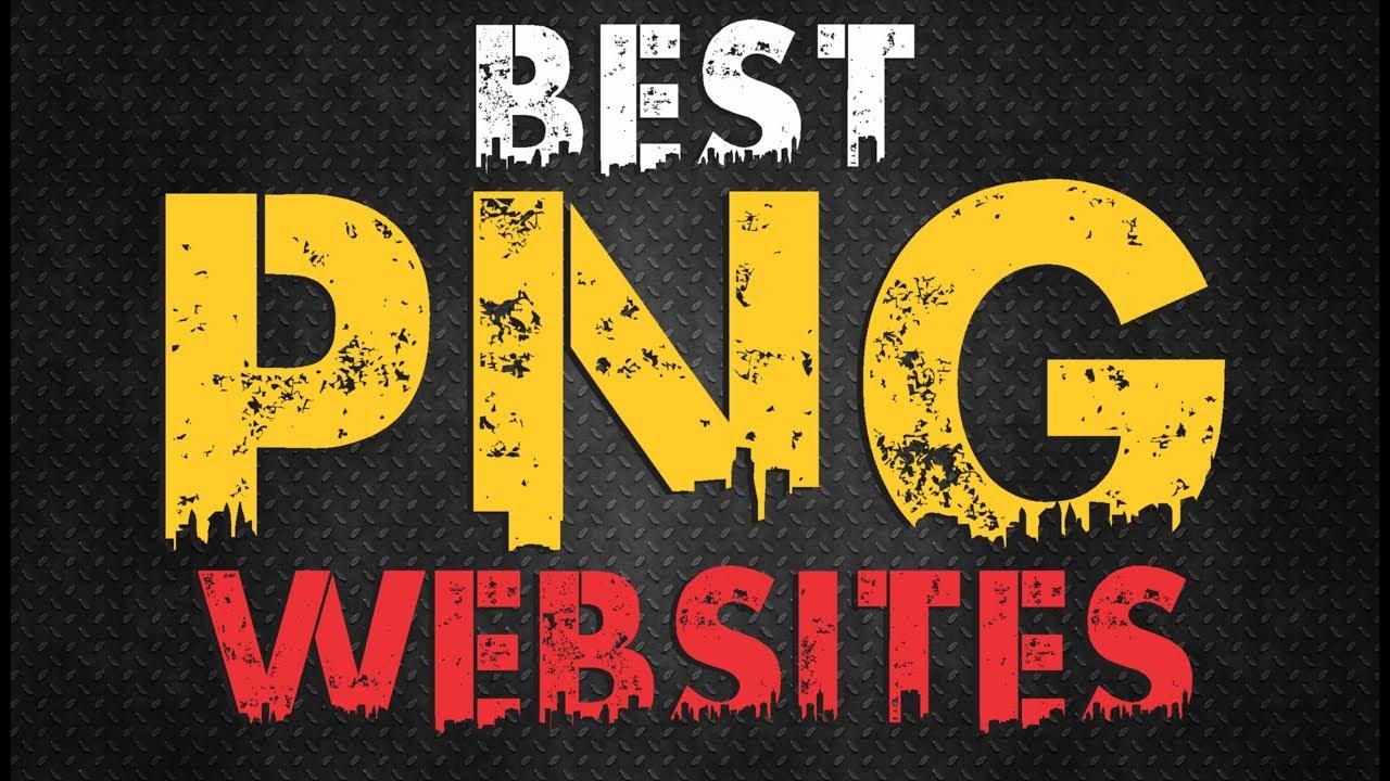 PNG Files Websites.