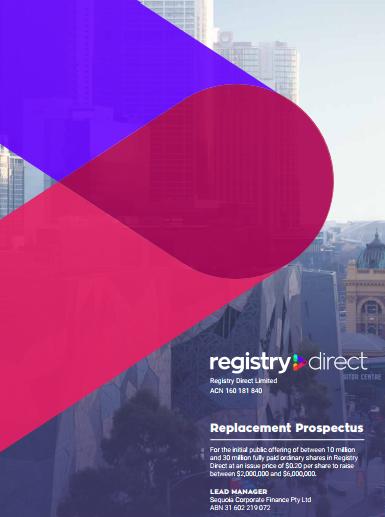 Registry Direct Ltd.