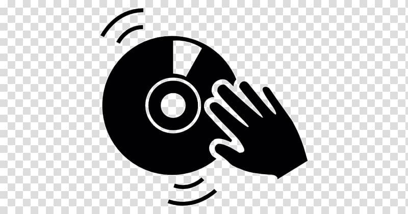 DJ , Disc jockey Remix Icon, DJ File transparent background.