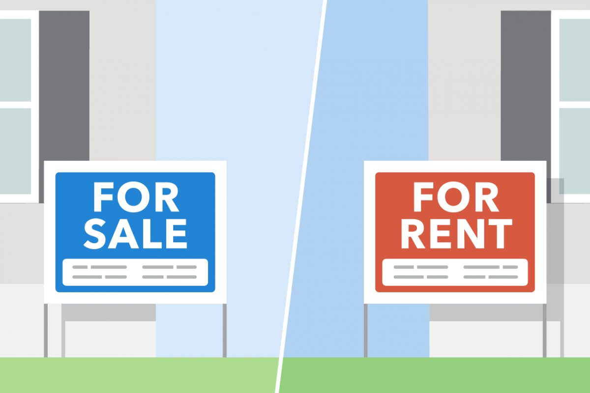 Rent vs. Buy: 5 Reasons You Should Considering Renting.