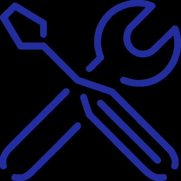 Free Online Auto Repair Tool Fix Vector For Design_sticker.
