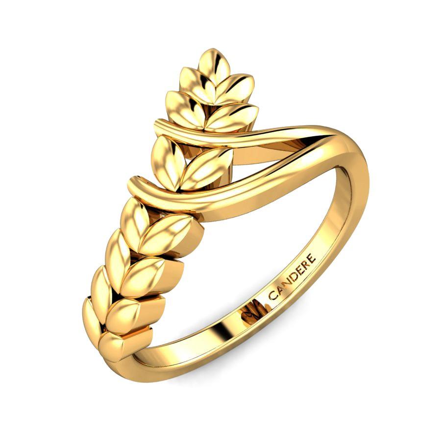 Jayden Gold Ring.