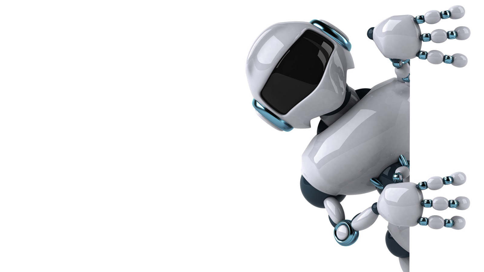 Domestic Robot PNG Clipart.