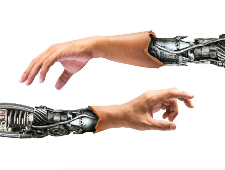 Robot Hand Png (+).