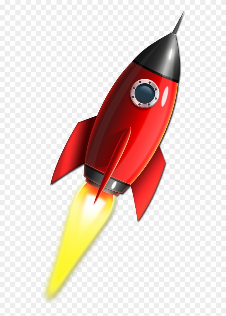 Rocket Clipart Png.