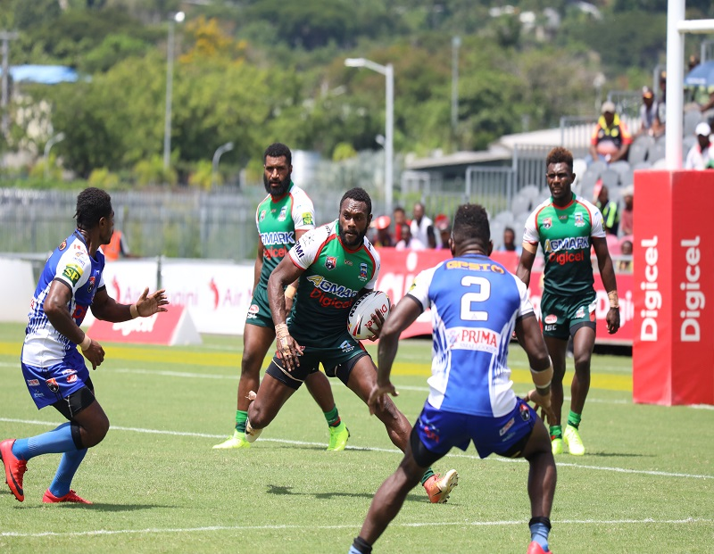Top Six finalised for PNG Digicel Cup Finals.