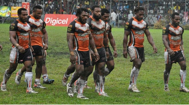 PNG and Fiji rugby league champions to play off for.