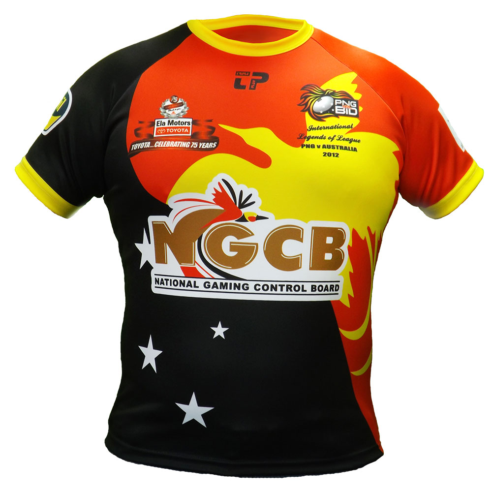 Custom Rugby League Jersey Gallery.