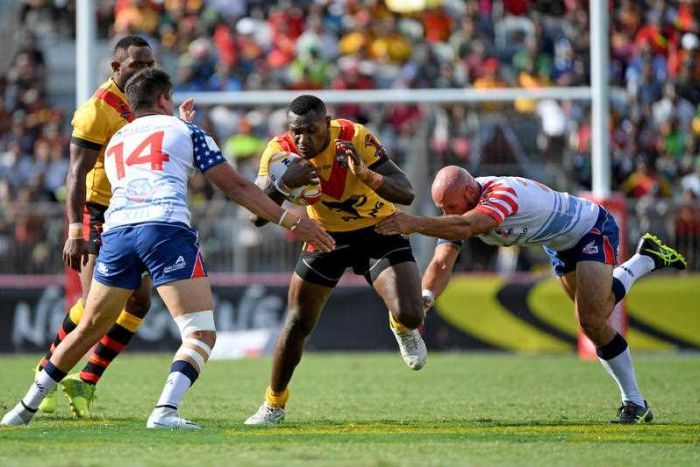 Kato Ottio: Hospital recommends autopsy after PNG rugby.