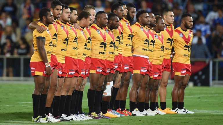 Papua New Guinea to host World Cup 2017 matches.