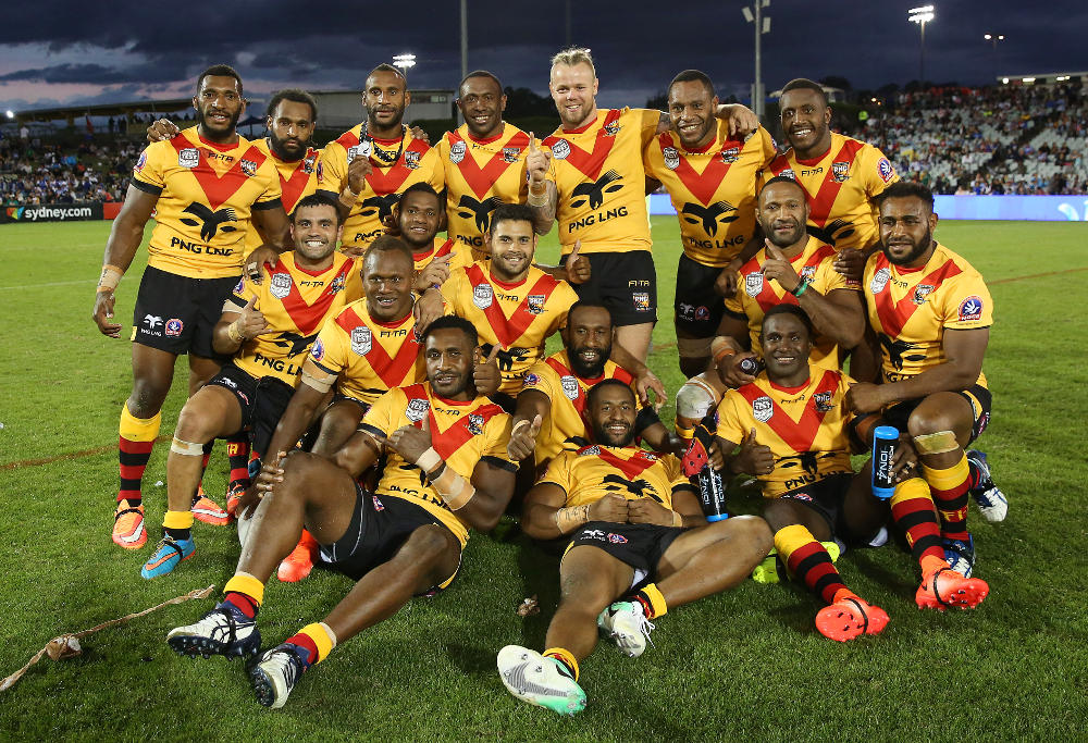 Papua New Guinea vs Wales: Rugby League World Cup live.