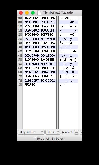 How differentiate DeltaTime (VLQ) from Running Status, Midi.