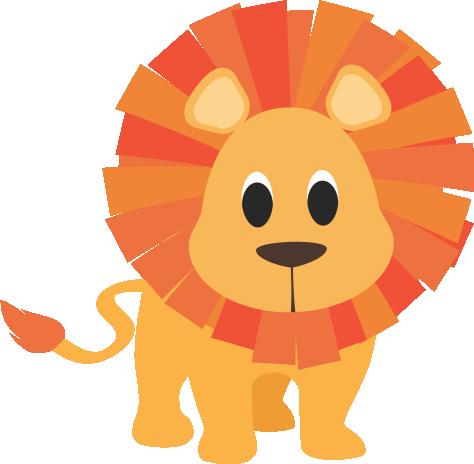 Leao Safari Png Vector, Clipart, PSD.