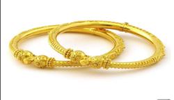 Gold Bangles in Sangli, सोने की चूड़ी.