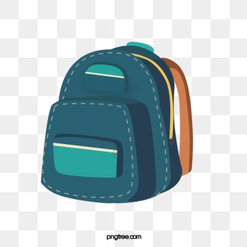 School Bag Png, Vector, PSD, and Clipart With Transparent.