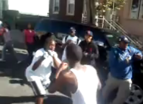 Students at Williamsburg High School Fight & Post Vids to.