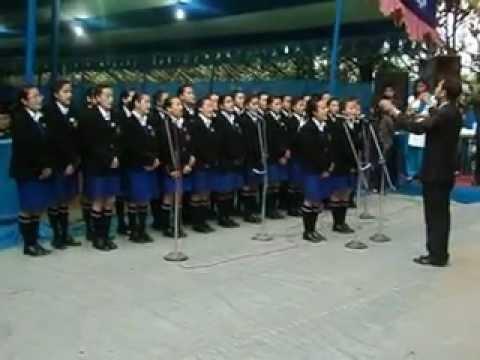 Png School Choir, Gangtok, Sikkim.