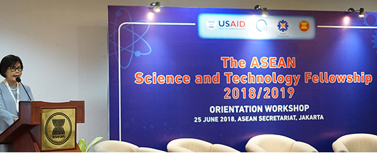 Faculty of Engineering lecturers appointed as ASEAN Science.