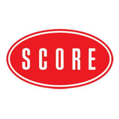 Score Logo transparent PNG.