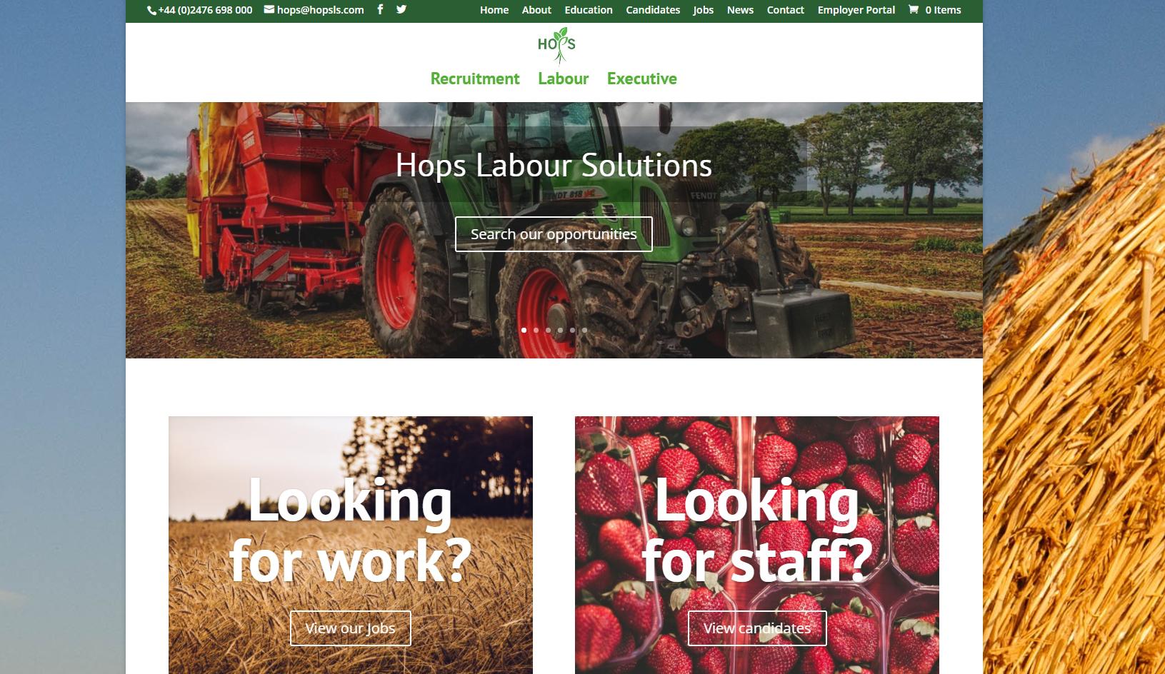 HOPS Labour Solutions Ltd.