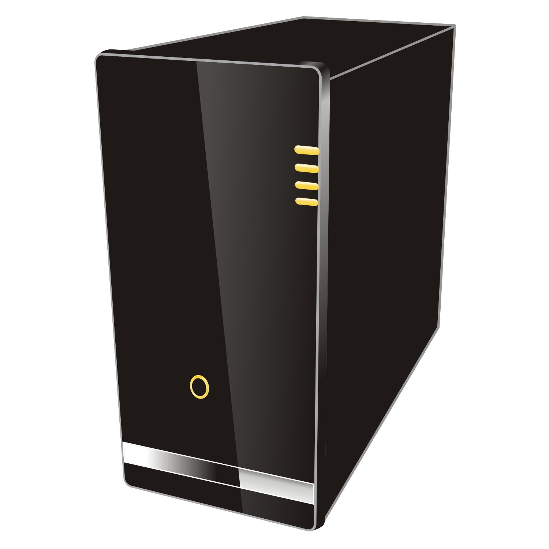 MIcro Server PNG Image.