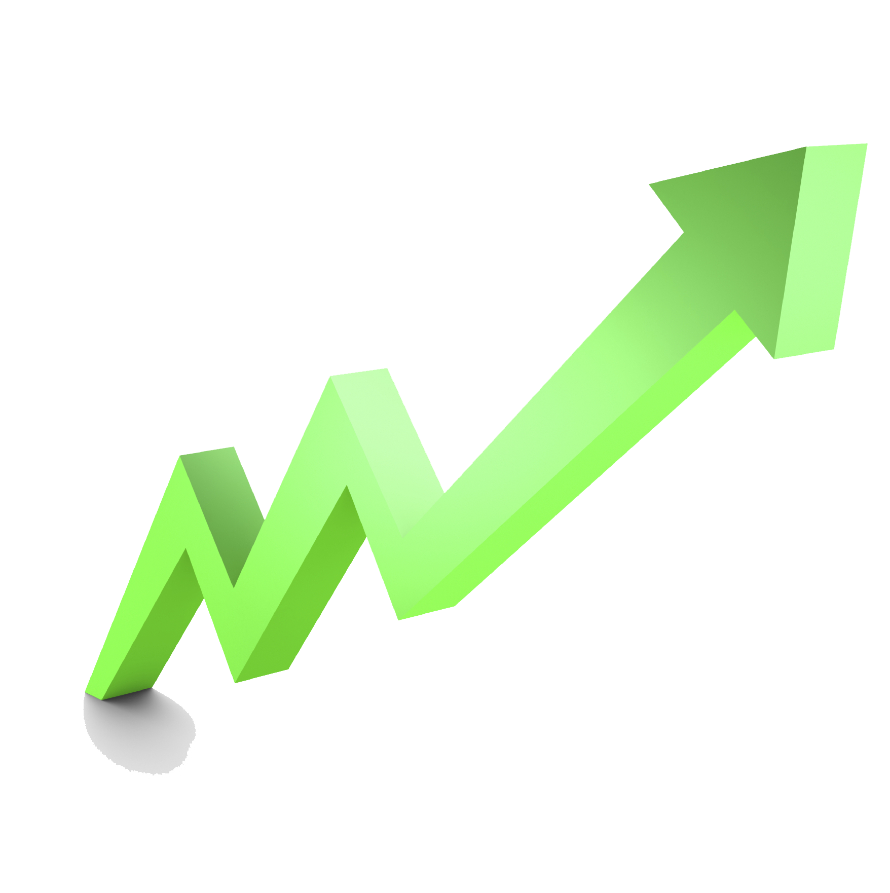 Download Stock Market Graph Up File HQ PNG Image.