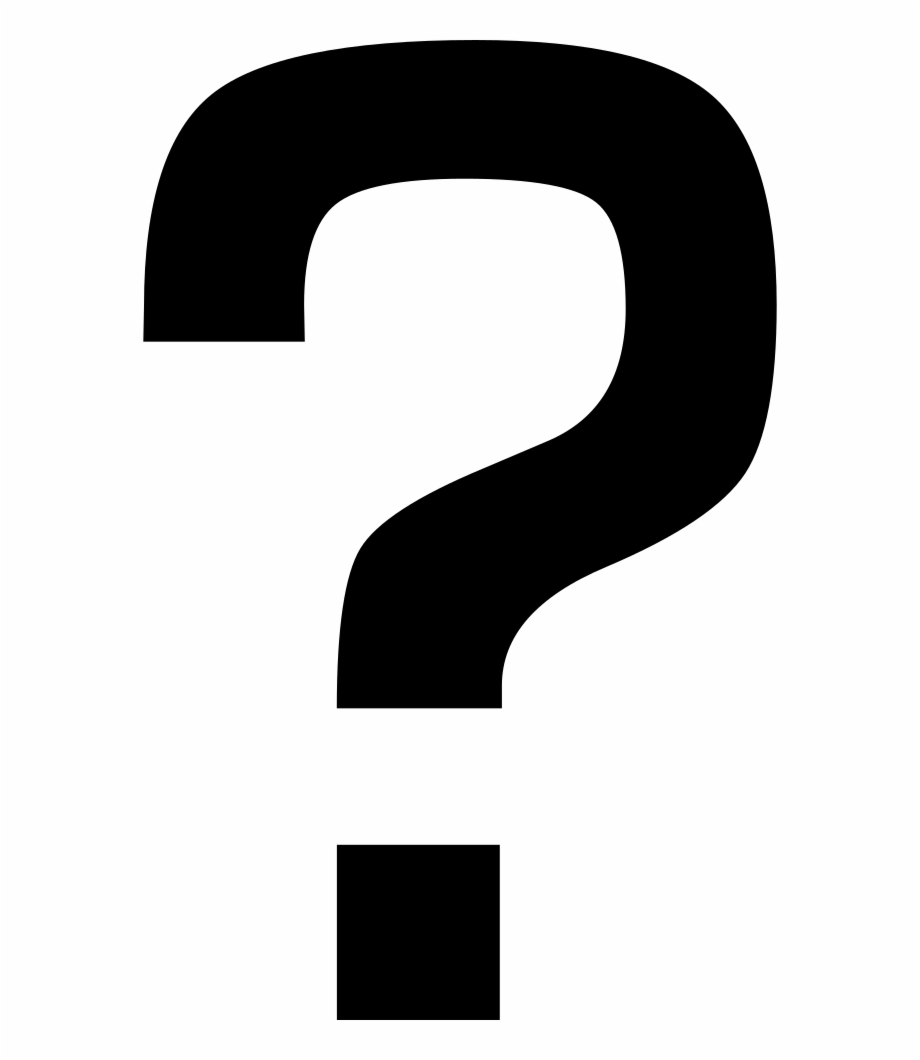 Question Mark Sign, HD Png Download (4143743 ).