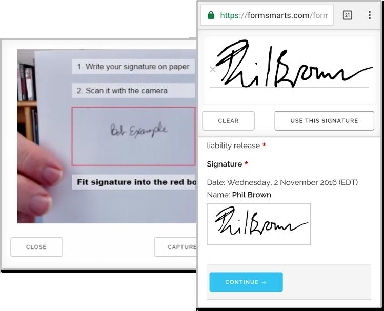 Electronic Signature.