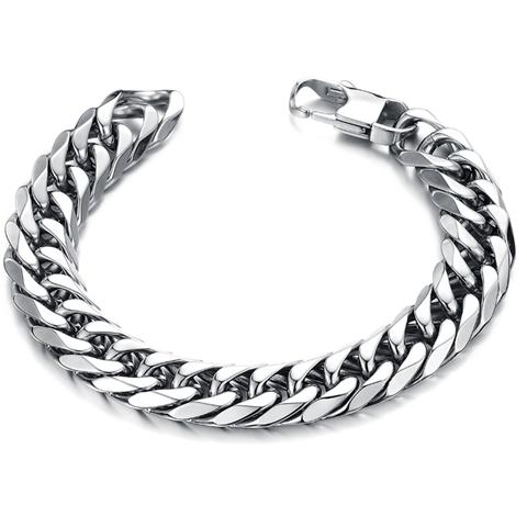 Silver Cut Bracelet.