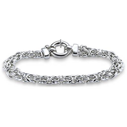 Silver Bracelets in Ahmedabad, चांदी के.