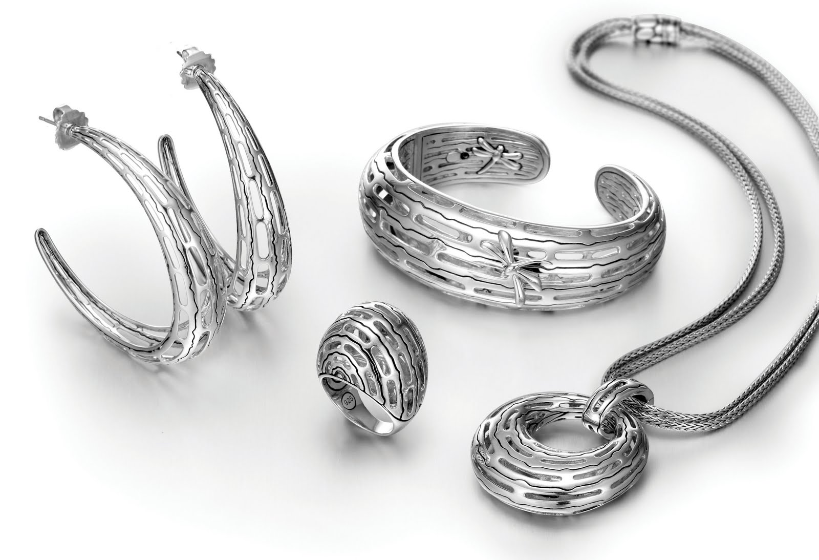 Elegant and Affordable Silver Jewelry Collection.